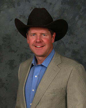 David Craig, General Manager at C Lazy U Ranch